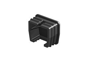 Заглушка для направляющей шины