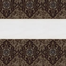 ДАМАСК коричневый