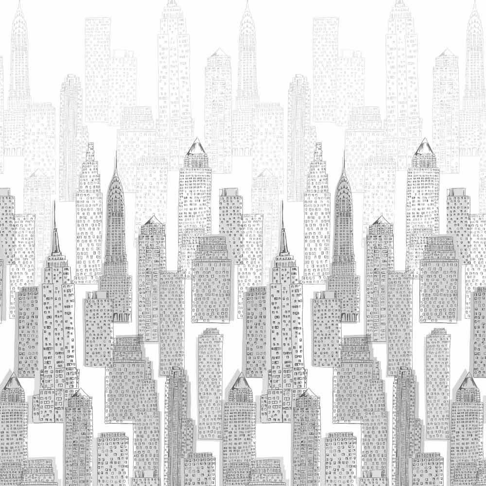 НЬЮ-ЙОРК 1852 серый